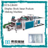 Display Book Inner Pocket Making Machine
