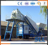 Yhzs75 Mobile Concrete Mixing Batching Plant Price on Sales