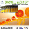 Beverage Manufacture Plant/Fruit Juice Filling Machinery for Pulp