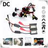 Factory HID Xenon Conversion Kit Headlight Ultra-Slim Ballast Single Beam Xenon Lamp (H1 H3 H4-1 H7 Xenon H4)