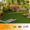 Natural Looking Comfortable 4 Tone Color Garden Landscaping Synthetic Turf Artificial Grass
