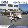 Hydraulic Hf120W Water Well Drilling Rig