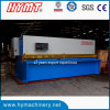 QC12Y-8X4000 Hydraulic Swing Beam Shearing Machinery