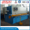 QC11Y-10X3200 hydraulic Guillotine Cutting Shearing Machine