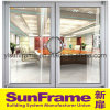 Office Spring Double Acting Door Made of Aluminium