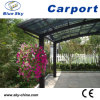Modern Design Polycarbonate Car for Carport with Aluminum Frame