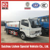 Small Water Truck 5000L Export High Quality 5 Ton Watering Cart Water Sprinkler Vehicle