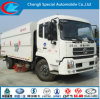 Dongfeng 4X2 Road Sweeper Suction Truck 16ton Road Sweeper Truck