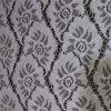 Fashion Elastic Lace Fabric for Dress (1282)