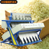 Automatic CCD Rice Color Sorter Equipment, Vision Color Sorter.