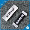 Design Fabric Side Woven Label/Attach Label for Garment, Pad