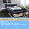 Bedroom Furniture- Latest Soft Leather Beds (2840)