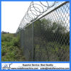 China Factory Chain Link Fence with Razor Wire Fencing