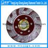 Sintered Porcelain Diamond Cup Abrasive Wheels