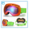 Polarized Anti-Fog Anti-Shock Mens Snow Goggles for Skiing