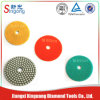 Stone Diamond Convex Resin Wet Polishing Pads