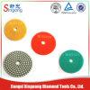 Stone Diamond Convex Resin Wet Polishing Pads