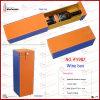 Orange Drawer Wine Glass Cardboard Gift Box (5987)