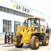 Hot Sale 1.6ton Hydraulic Mini Wheel Loader