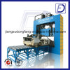 Hydraulic Guillotine Waste Tyre Rubber Powder Cutting Recycling Machine