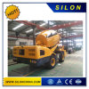 Mini Automatic Self Loading Mobile Concrete Mixer with Hydraulic Diesel Truck