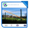 High Quality PVC Coated 3D Wire Mesh Fence/ Welded Garden Fence Panels