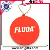 Customized 3D PVC Keychain with Double-Faced Logo