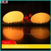 Promotional Trend Christmas Flat Egg Lamp LED Gift Outdoor Garden Decoration
