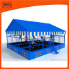 Newest Kids Outdoor Trampoline with Roof