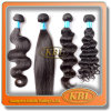 Brazilian Human Hair Weft with Double Weft