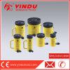 10 Ton Safety Lock Nut Hydraulic Cylinder (HHYG-10100)