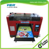 2014 New Hot Selling Small UV Printer Flatbed Machine A3 Size Digital Printer for Any Hard Materials, with Eight Colors and High Resolution