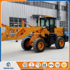 2ton Long Arm Log Ultrahigh Dumping Height Fork Wheel Loader