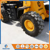 Hydraulic Pallet Fork 1500kg Wheel Loader with Big Wheels