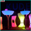 LED Lighted Cocotail Table for Ambiance Lighting