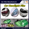 Car Light Color Changing Wrapping Car Headlight Tint Film