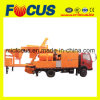 Truck Mounted Concrete Mixer with Pump
