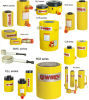 Hydraulic Cylinders of All Sizes for Selection