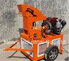 Hr1-20 Mobile Hydraulic Clay Soil Interlocking Brick Machine