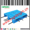 Heavy Duty HDPE Plastic Pallets with Strong Steel Tube Frame