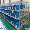 Live Pallet Flow Storage Racking, Carton Flow Racking