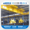 Double Beam Overhead Crane with Electro Magnetic Chuck