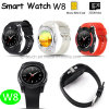 Promotion Bluetooth Smart Watch with Touch Screen (W8)