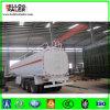 40m3 3 Axle Carbon Steel Fuel Tanker Trailer From Trailer Manufacturer