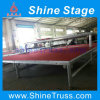 Fashion Aluminum Mobile Stage Platform, Aluminum Folding Stage, Portable Wedding Stage