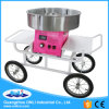Commercial Electric Cotton Candy Floss Machine Cart