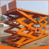 Hydraulic Electric Double Scissor Cargo Lift for Heavy Duty