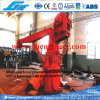 Marine Hydraulic Fixed Boom Offshore Crane 3t 5t