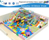 Indoor Playground with Plastic Slide Equipment (HC-22318)