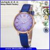 Classic Business Custom Logo Watch Leather Alloy Watch (Wy-107E)